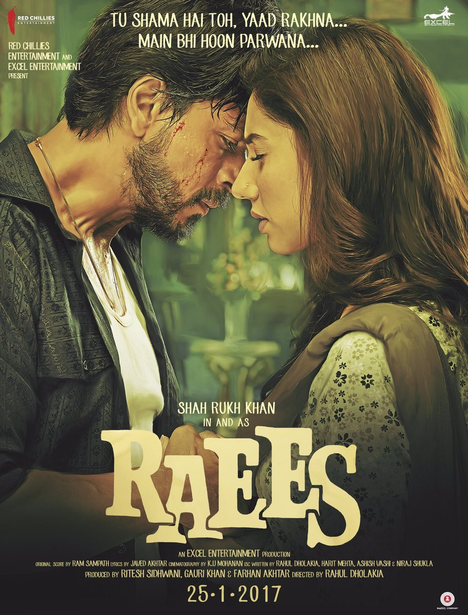 Raees (2017) Technical Specifications