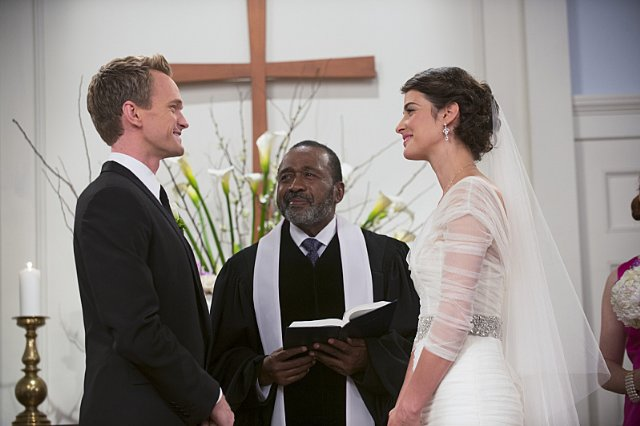 """How I Met Your Mother"" The End of the Aisle 