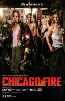"""Chicago Fire"" A Rocket Blasting Off 