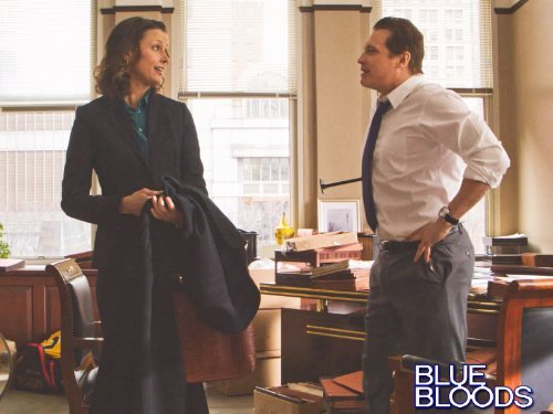 """Blue Bloods"" Righting Wrongs Technical Specifications"