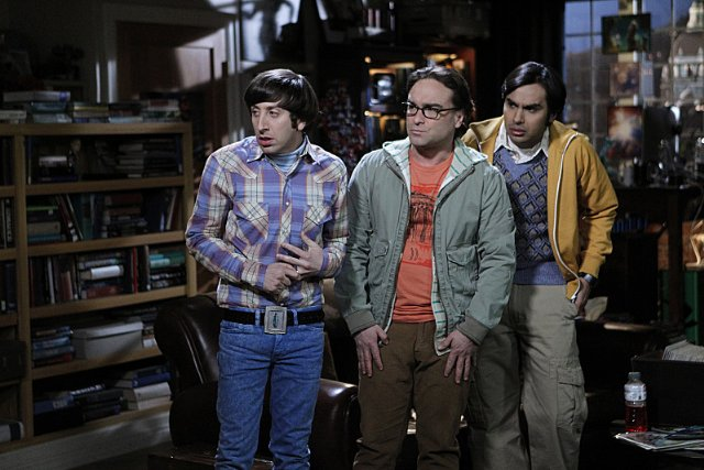 """The Big Bang Theory"" The Convention Conundrum Technical Specifications"