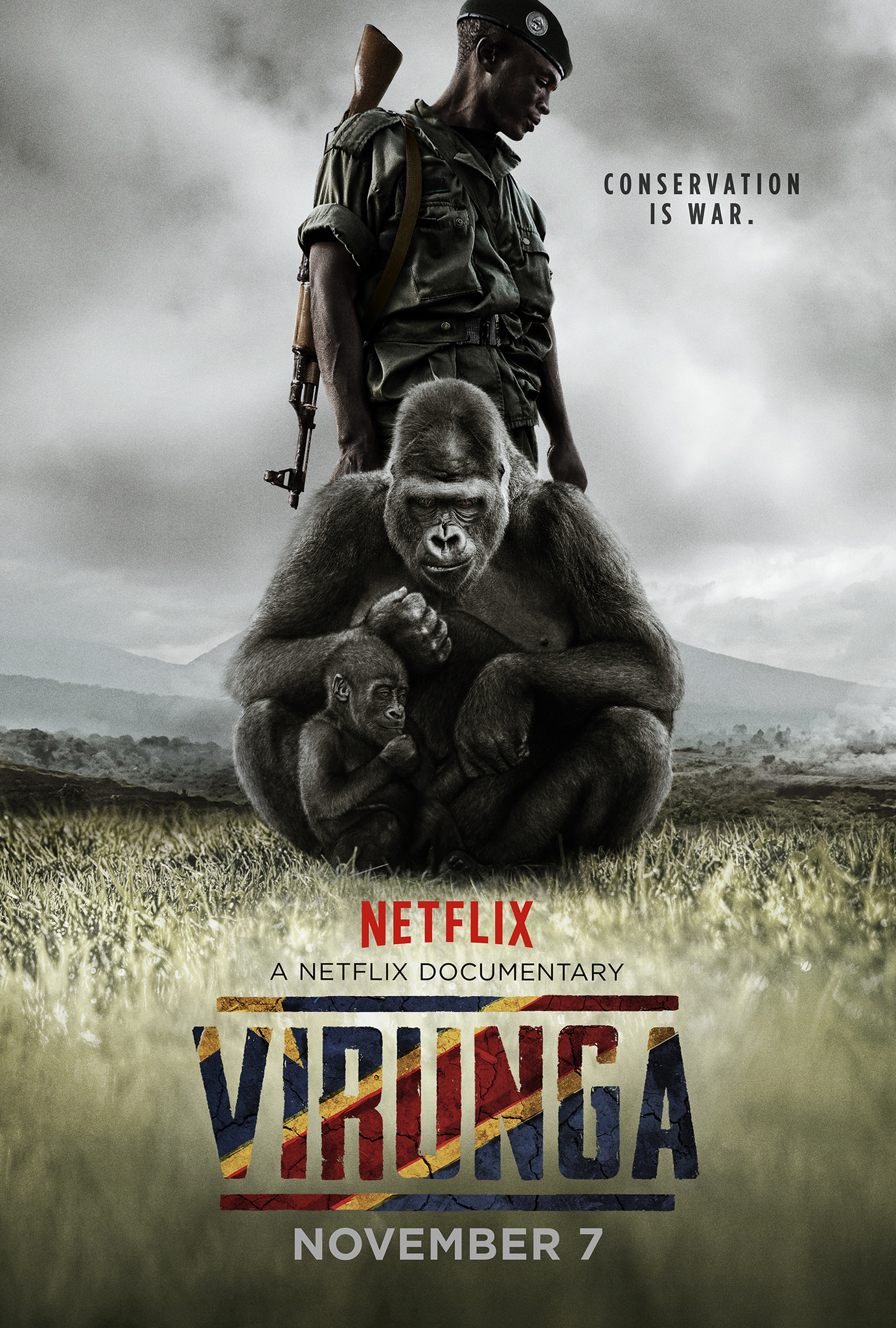 Virunga Technical Specifications