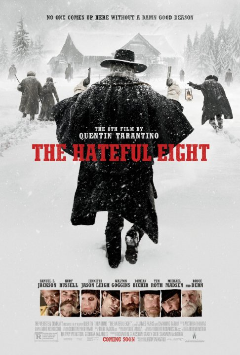 The Hateful Eight | ShotOnWhat?