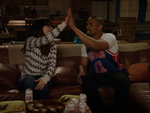 """New Girl"" Basketsball Technical Specifications"
