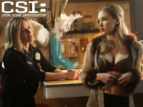 """CSI: Crime Scene Investigation"" Love for Sale Technical Specifications"