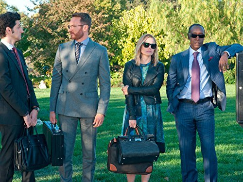"""House of Lies"" Pushback Technical Specifications"