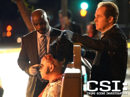 """CSI: Crime Scene Investigation"" Killer Moves 