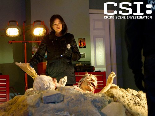 """CSI: Crime Scene Investigation"" De Los Muertos Technical Specifications"