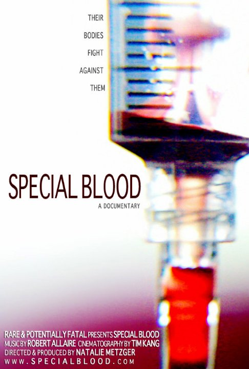 Special Blood Technical Specifications