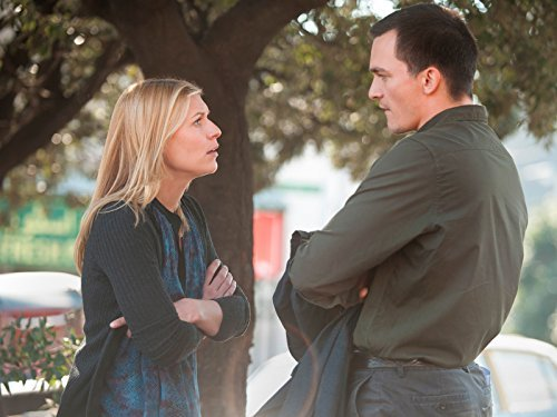 """Homeland"" About a Boy"