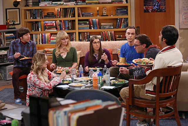 """The Big Bang Theory"" The Table Polarization Technical Specifications"