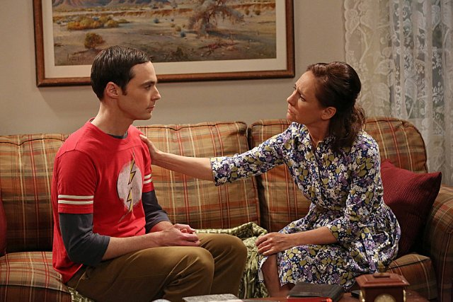"""The Big Bang Theory"" The Mommy Observation Technical Specifications"