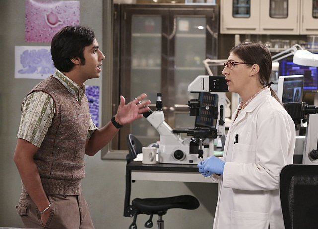 """The Big Bang Theory"" The Friendship Turbulence Technical Specifications"