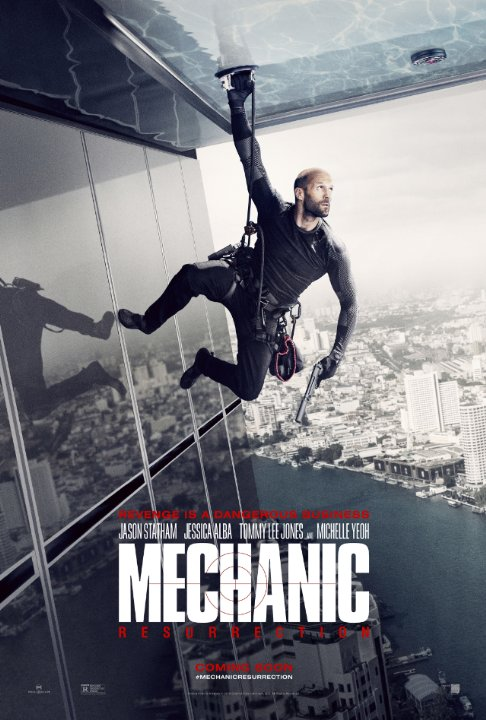 Mechanic: Resurrection | ShotOnWhat?
