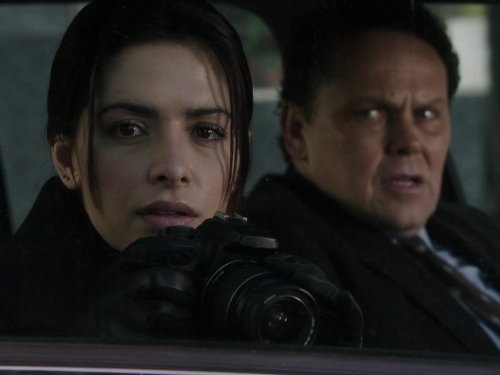 """Person of Interest"" Allegiance 