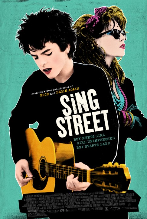 Sing Street Technical Specifications