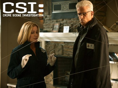 """CSI: Crime Scene Investigation"" Uninvited 