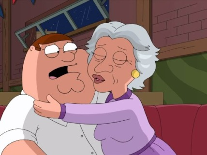 """Family Guy"" Mom's the Word Technical Specifications"