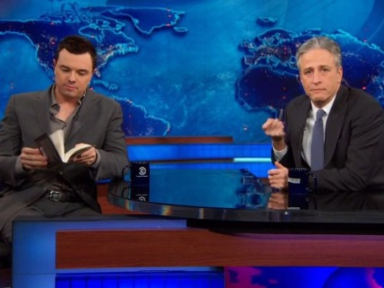 """The Daily Show"" Seth MacFarlane Technical Specifications"