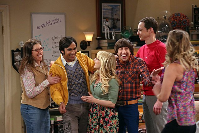 """The Big Bang Theory"" The Status Quo Combustion Technical Specifications"
