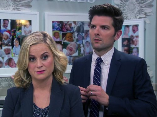 """Parks and Recreation"" One in 8,000 
