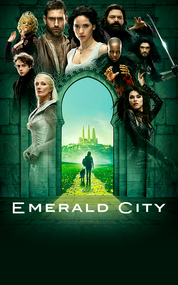 Emerald City (2016) Technical Specifications