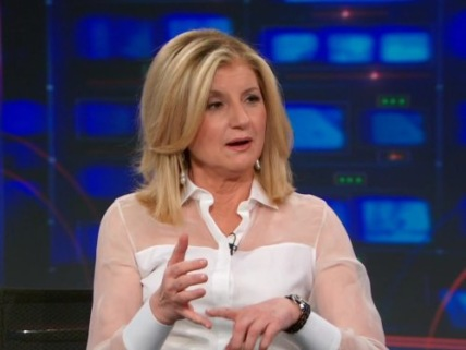 """The Daily Show"" Arianna Huffington Technical Specifications"