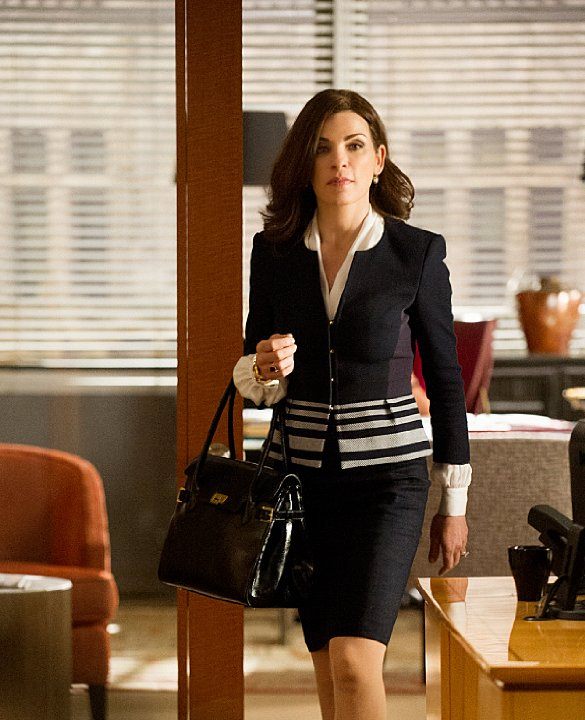 """The Good Wife"" The Line 