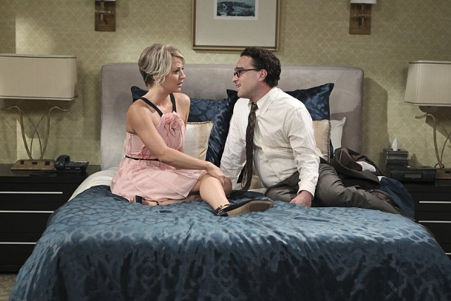 """The Big Bang Theory"" The Matrimonial Momentum Technical Specifications"