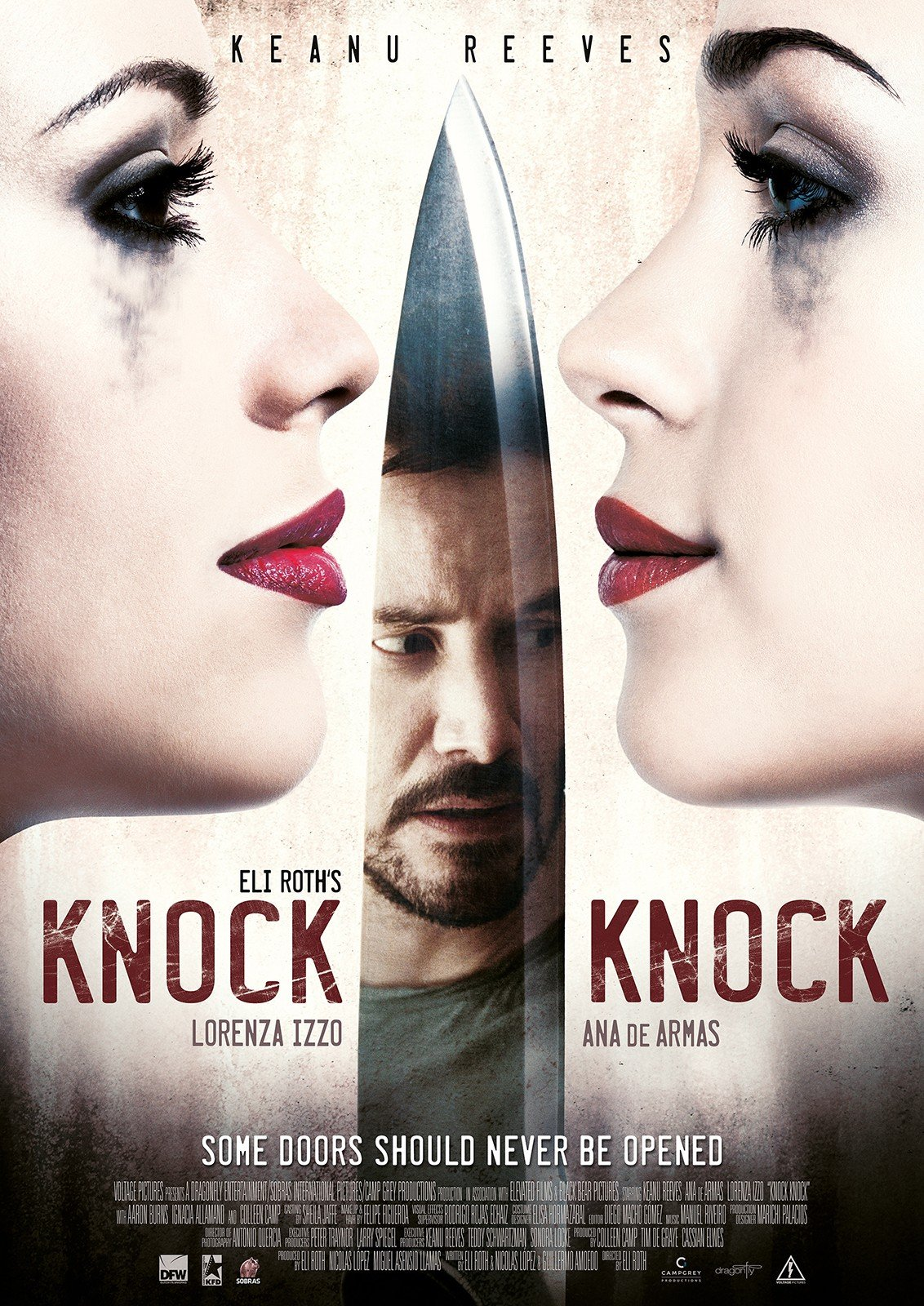 Knock Knock (2015) Technical Specifications