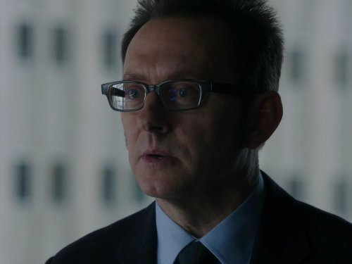 """Person of Interest"" A House Divided 