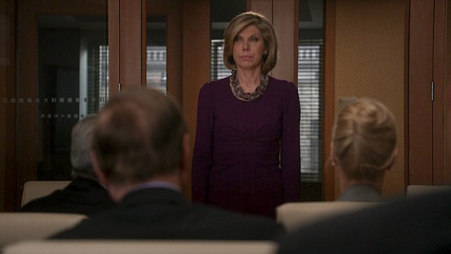 """The Good Wife"" The Last Call 