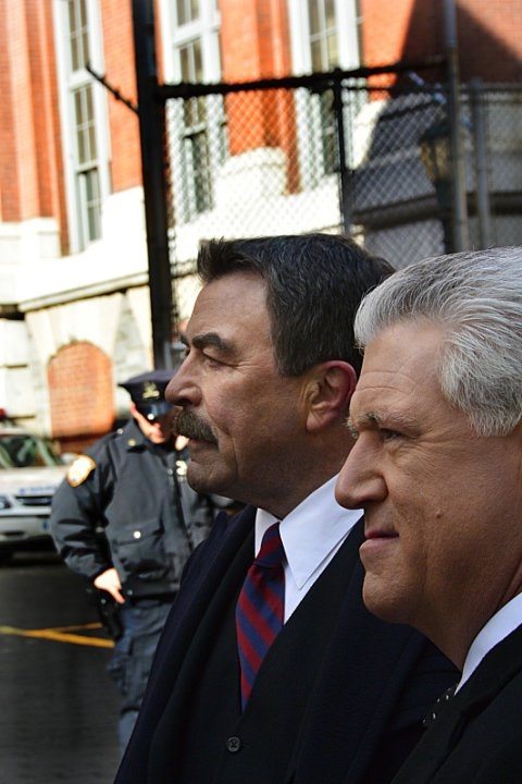 """Blue Bloods"" Custody Battle 