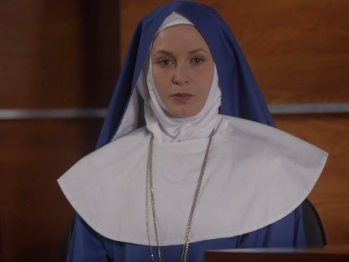"""Drop Dead Diva"" Sister Act 