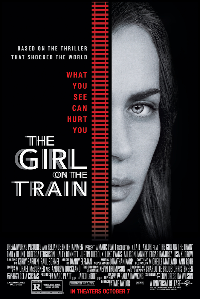 The Girl on the Train (2016) Technical Specifications