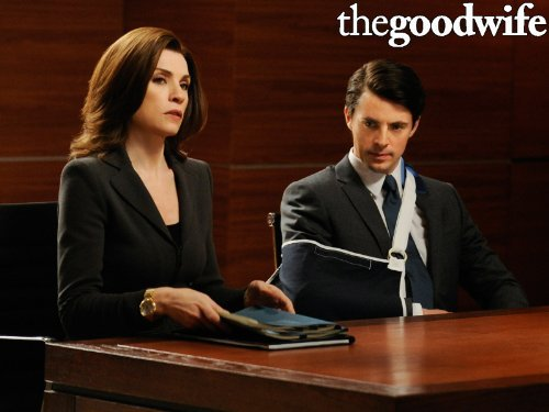 """The Good Wife"" All Tapped Out 