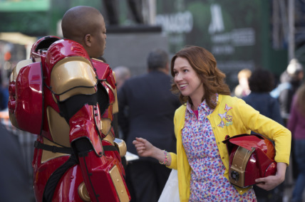 """Unbreakable Kimmy Schmidt"" Kimmy Goes Outside! Technical Specifications"