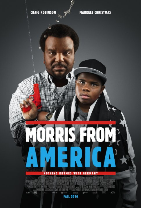 Morris from America | ShotOnWhat?