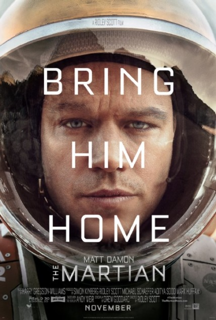 The Martian | ShotOnWhat?
