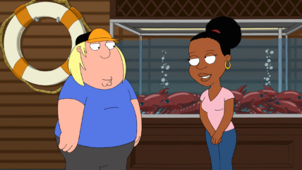 """Family Guy"" Baby Got Black Technical Specifications"