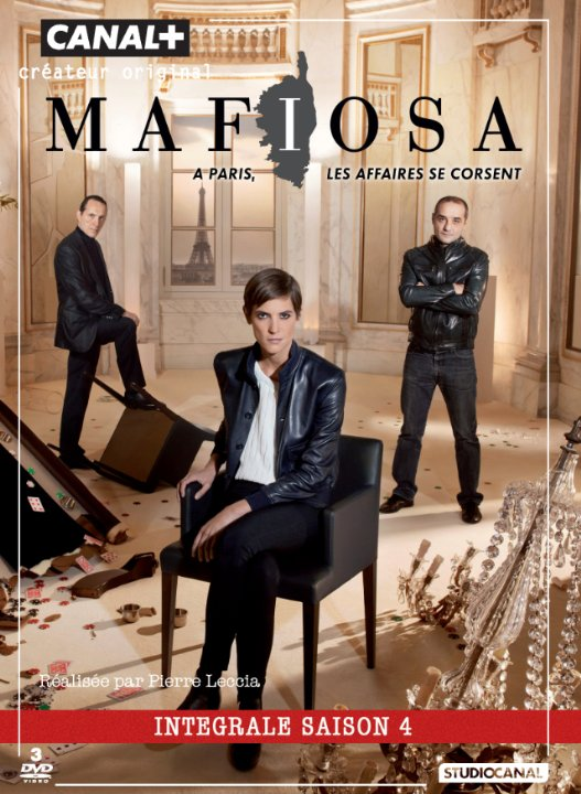 """Mafiosa"" Episode #5.8 Technical Specifications"
