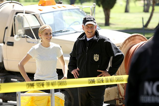 """NCIS"" The Admiral's Daughter 