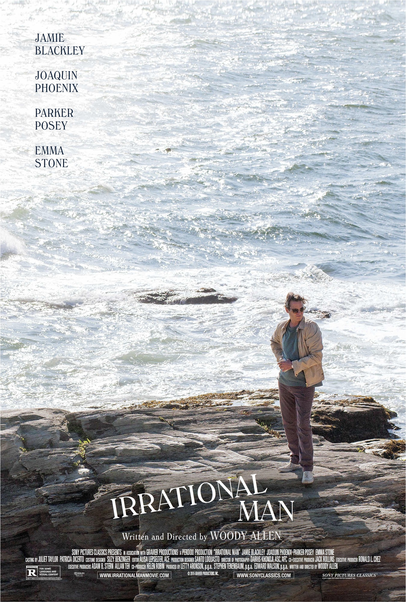 Irrational Man (2015) Technical Specifications