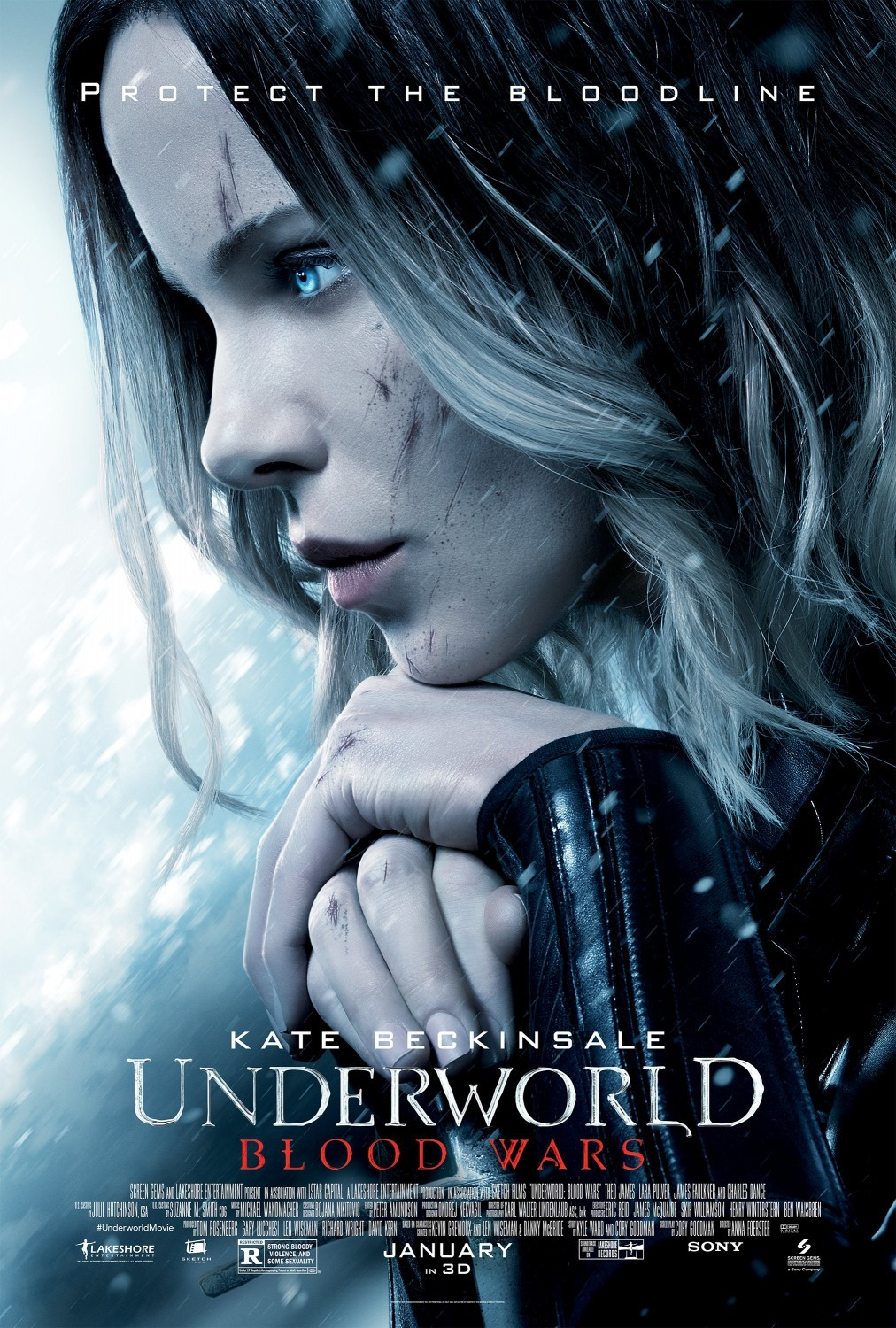 Underworld: Blood Wars (2016) Technical Specifications