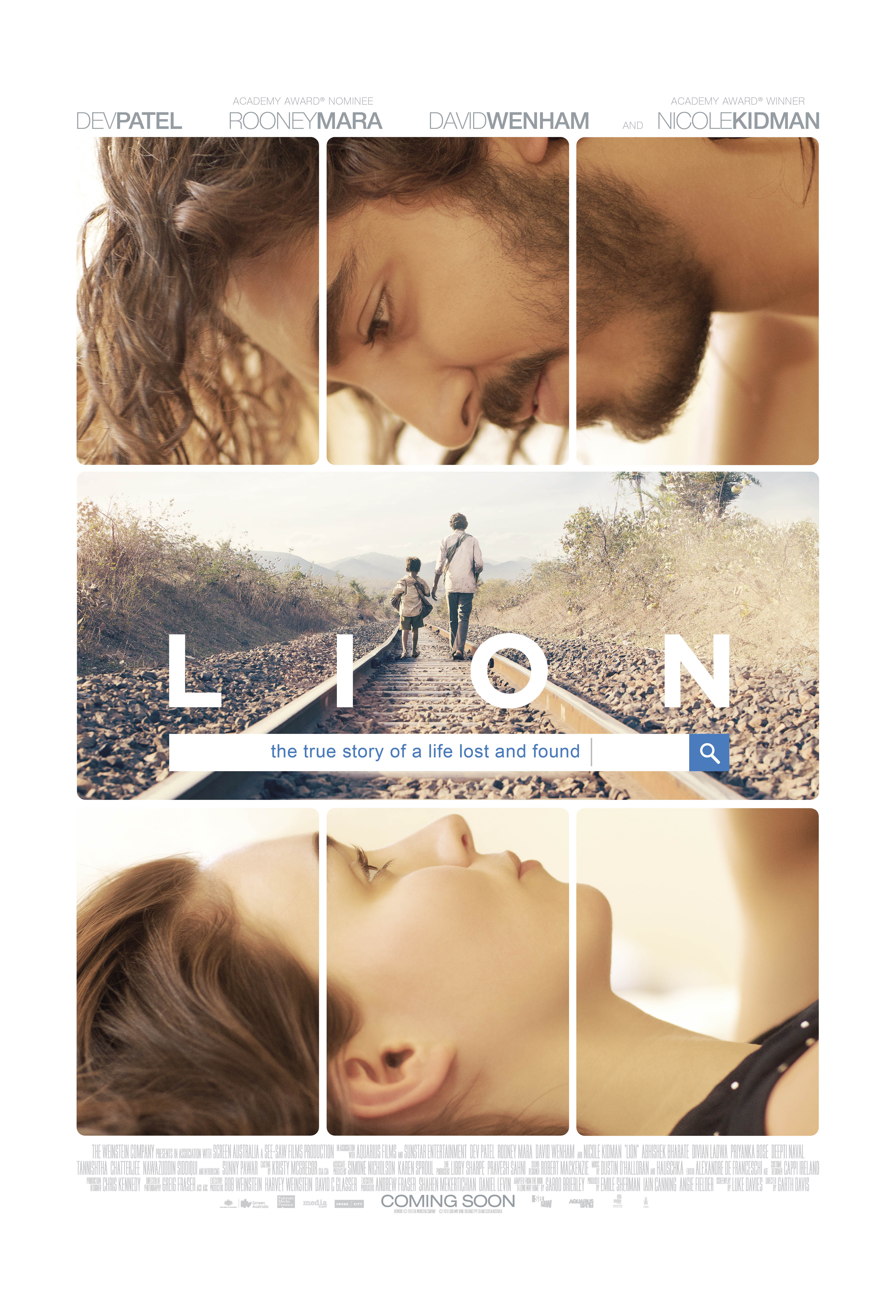 Lion (2016) Technical Specifications