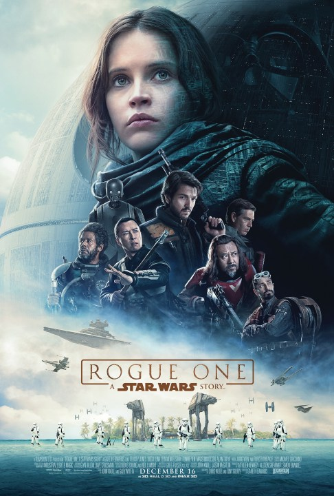 Rogue One: A Star Wars Story | ShotOnWhat?