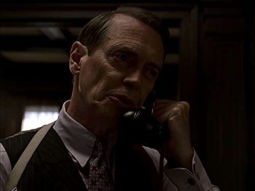 """Boardwalk Empire"" Friendless Child 