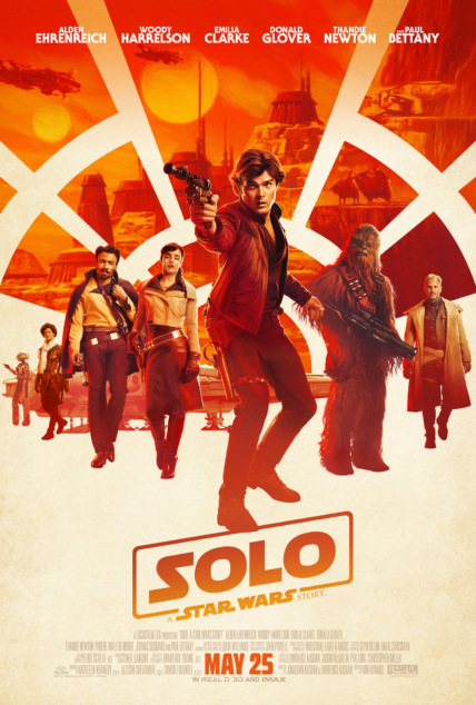 Solo: A Star Wars Story Technical Specifications