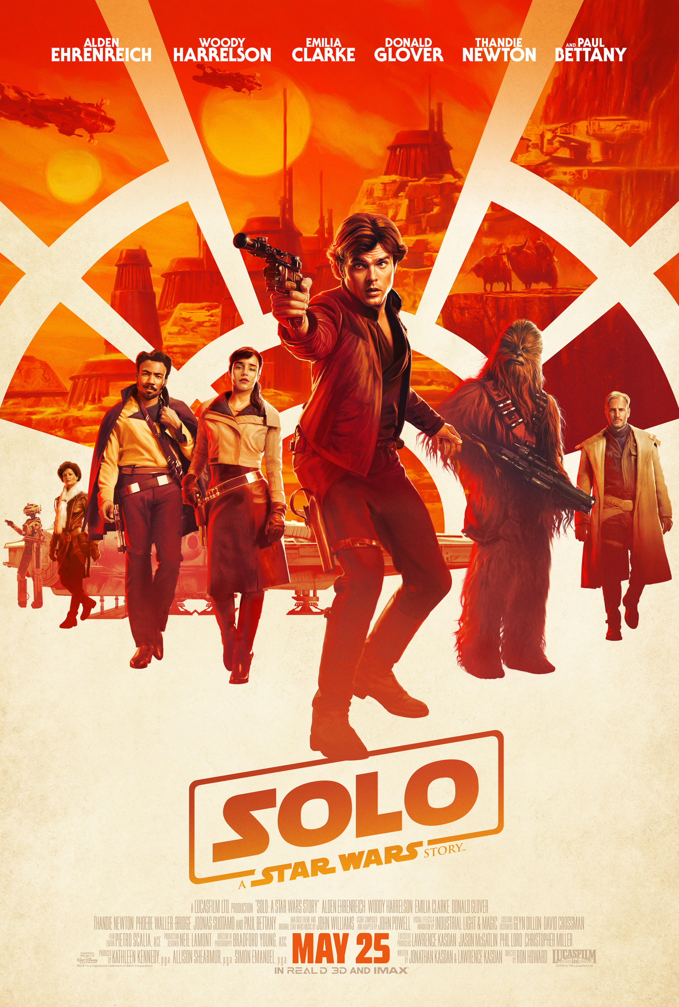 Solo: A Star Wars Story (2018)  Technical Specifications