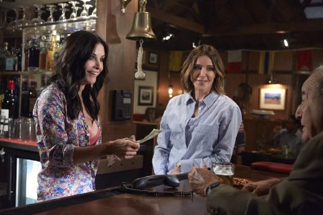 """Cougar Town"" To Find a Friend 